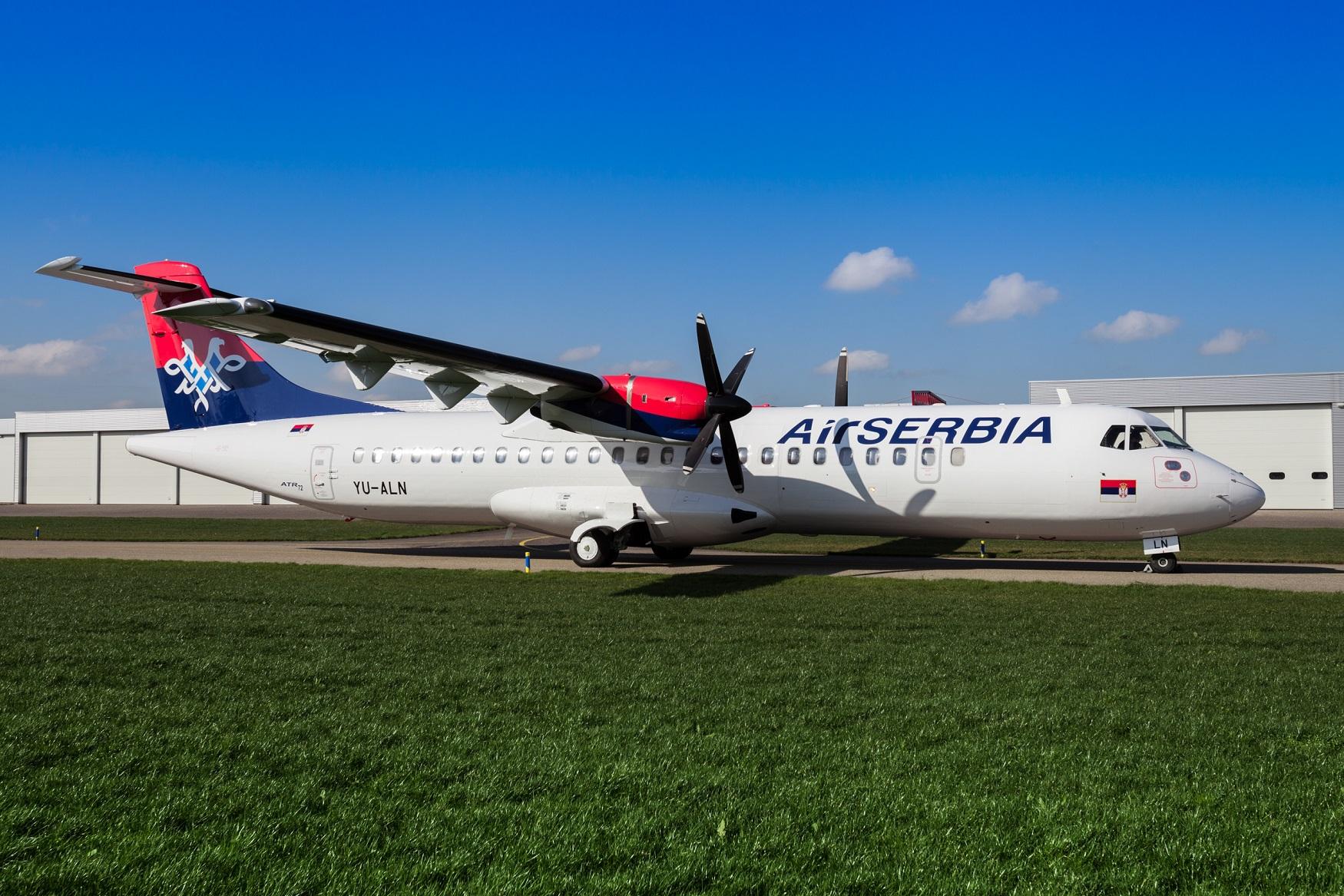 Za 25 evra do Beča iz Kraljeva: Air Serbia