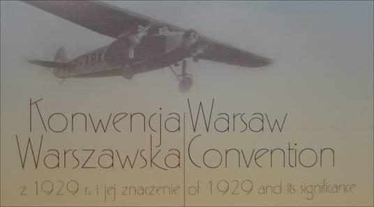 eVazduhoplovstvo: Varšavska konvencija