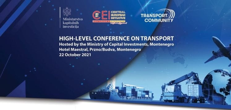 Ministarstvo kapitalnih investicija organizovalo međunarodnu konferenciju o saobraćaju